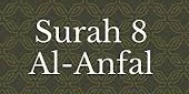 Surah Al-Anfal-English-Translation
